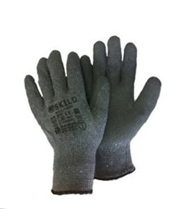 Перчатки х/б со вспененным латексным покрытием «Торро»