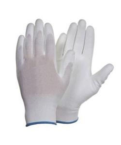 Перчатки нейлоновые с полиуретановым покрытием