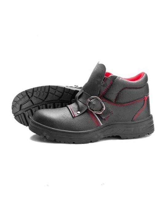 Ботинки сварщика с металлическим подноском