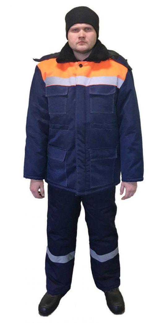 Костюм утепленный «Легион-2» ( куртка+п/комб)