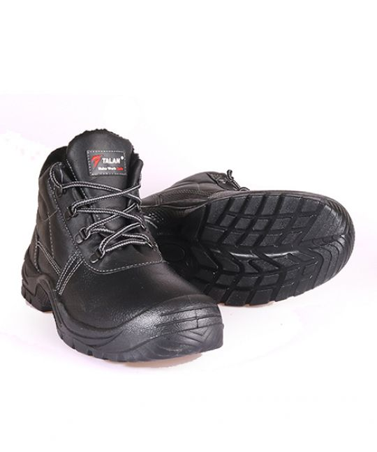 Ботинки кожаные «Форвард Эконом-МУ» МУН-200 утеплённые
