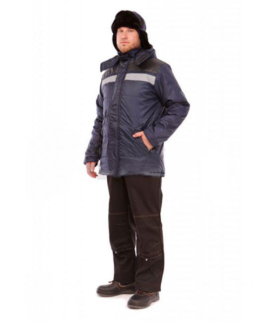 Куртка рабочая утепленная Эльбрус