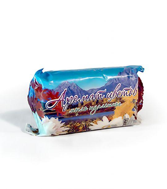 """Мыло туалетное ПРЕМИУМ """"Аромат цветов"""" в уп., 100 г (ММЗ)"""