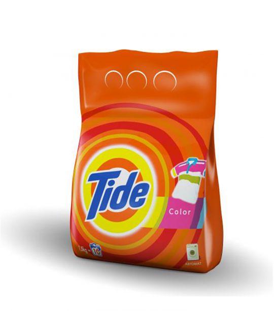 Стиральный порошок Tide автомат Color 1,5 кг