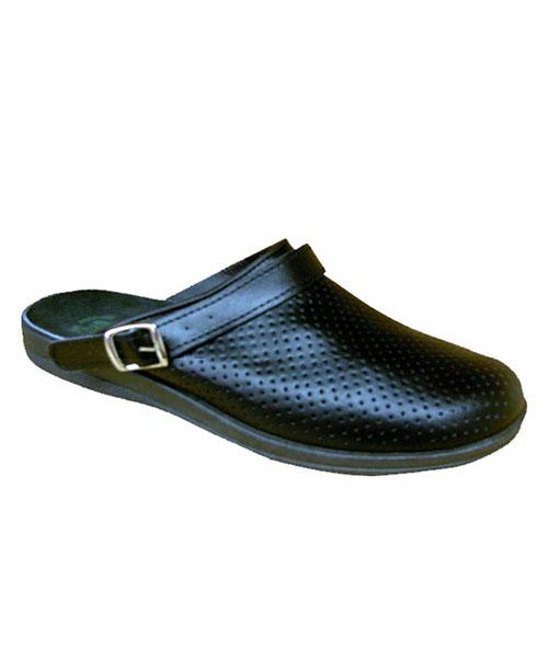 Туфли Сабо мужские с ремешком