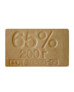 Мыло хозяйственное 200 гр. 65%