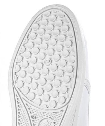 Туфли женские белые без перфорации, Молдова